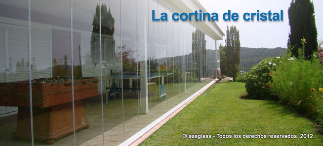 La cortina de cristal
