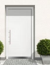 Puerta blindada en Madrid