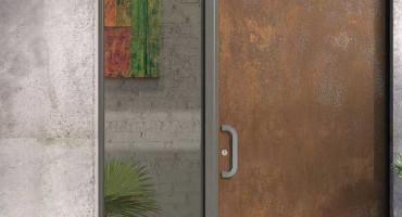 Puertas PVC aluminio