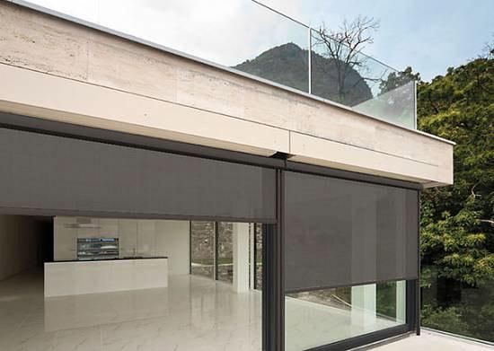 Protector solar para ventanas, Screen