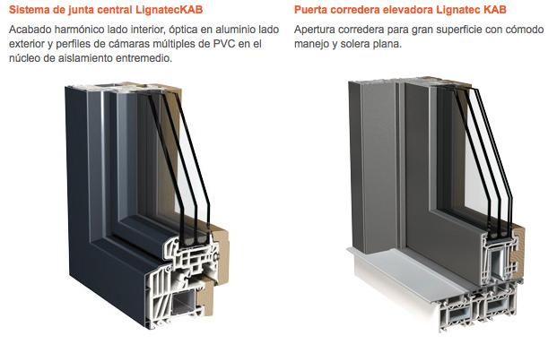 Puertas ventanas aluminio la ventana a la perfeccin con - Ventanas pvc o aluminio puente termico ...