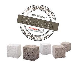 aislamiento insuflado de celulosa