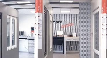 Finstral Partner studio Madrid