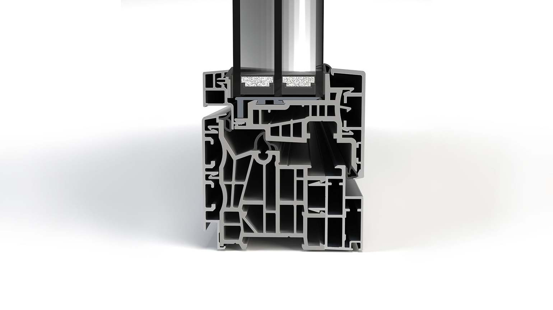 ventanas de aluminio con excelente aislamiento termico