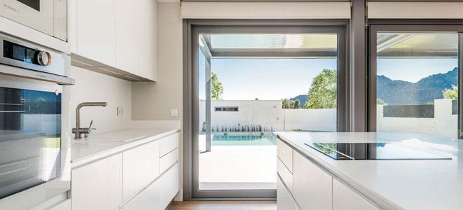 puertas y ventanas casa pasiva