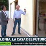 """La casa del futuro con ventanas de Instahogar en """"Liarla Pardo"""" de La Sexta"""