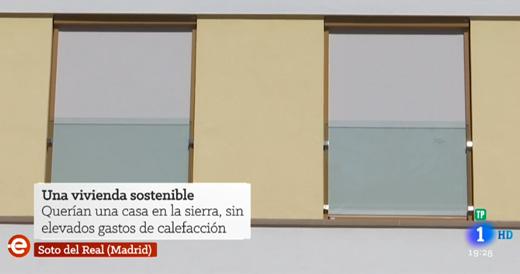 ventanas casa apolonia passivhaus