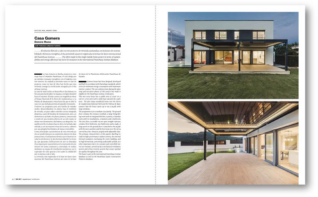 passivhaus on diseño