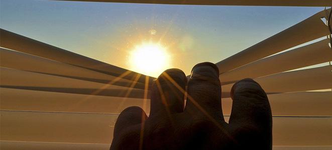 Protector solar ventanas
